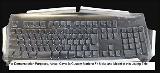 Custom Made Keyboard Cover for Microsoft Sidewinder