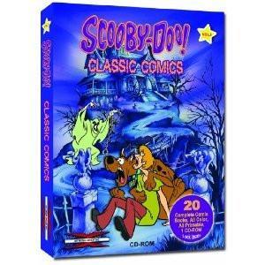 Scooby-Doo Classic Comics,  digital content
