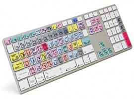 Adobe Photoshop CC - Advance Line Apple Keyboard - LKBU-PHOTOCC-AM89-US