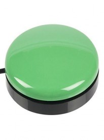 AbleNet 57200 Buddy Button Gator Green by Ablenet