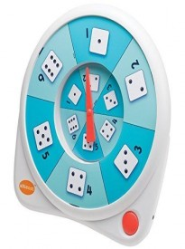 Ablenet Inc 10070003 All-Turn-It Spinner, Bingo, Games