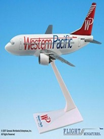 Airlines, Western Pacific Airlines, WestPac,  flights