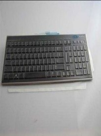 Viziflex Biosafe Anti Microbial Keyboard cover fitting Gyration