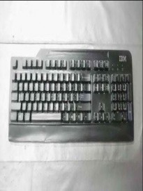 Viziflex's Biosafe Anti Microbial Keyboard cover fitting IBM / Lenovo models KB-0225, KB-1021, SK-8820, 89P8300, 31P7415