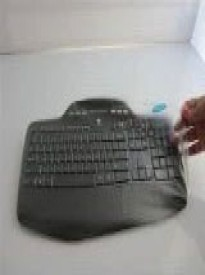 Viziflex's Biosafe Anti Microbial Keyboard cover fitting Logitech models MK700, Y-R0006, MK710
