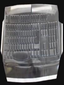 Biosafe Anti Microbial Keyboard Cover for Logitech MK300 Keyboard - Part# 316G115