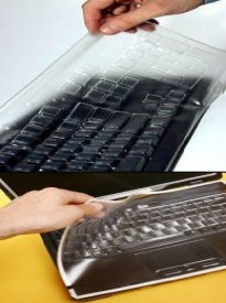 Biosafe Keyboard Cover, BioSafe AntiMicrobial