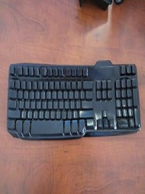 Viziflex Black/opaque Typing Mask for Dell models RT7D50, L100, SK8115