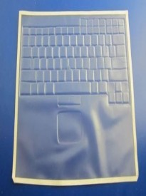 Dell D610 Keyboard Cover - Part#592E93