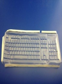 Wyse Keyboard Skin Protection Cover - Model ku-8933, 901716