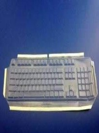 Viziflex's formfitting keyboard cover for DELL SK8175 KB1421 230G104
