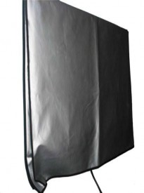 Large Flat Screen TVs 47 Vinyl Padded Dust Covers Ideal for Outdoor Locations