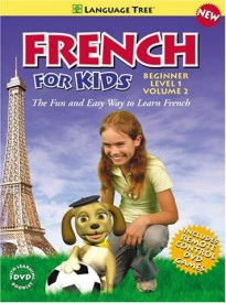 French for Kids Learn French with Penelope and Pezi, Language Tree, French Children Book, Livre pour enfants français