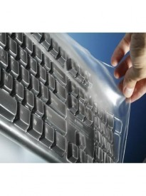 Keyboard cover Help protect from harmful germs, bacteria, and mold.