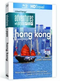 Adventures with Purpose Travel to Hong Kong Action & Adventure Blu-ray