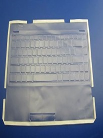 Adesso Wireless Keyboard Cover, Computer Accessories & Peripherals
