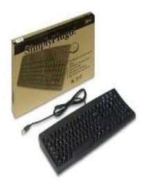 Keyboard Cover for Japanese Solidtek Simply Plugo Keyboards