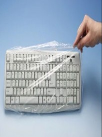 Viziflex Disposable Skin for Keyboard, Quantity 50 pieces