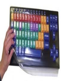 KinderBoard Keyboard Protective Seal Polyurethane Kid Electronic Toys