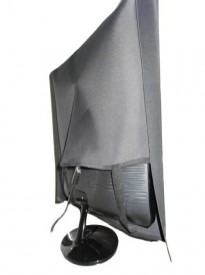 Large Flat Screen TV's Padded Dust protective Covers