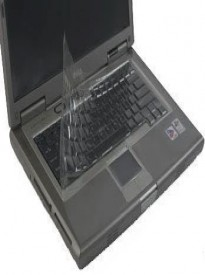 Protect Dell 1420 Keyboard Cover - Supports Keyboard - Plastic - Clear