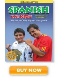 Spanish for Kids Intermediate Volume 2 is designed to help learners build a strong foundation in Spanish grammar and vocabulary.