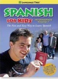 Spanish for Kids: Learn Spanish Intermediate Vol. 1