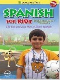 Spanish for Kids: Learn Spanish Beginner Level 1, Vol. 2