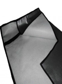 Large Flat Screen TVs Marine Grade Nylon Dust Covers (47 Cover - 43 x 4 x 25.75)