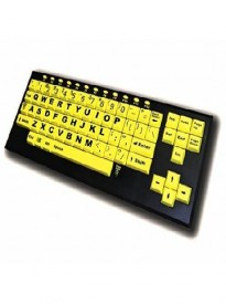 Wireless VisionBoard™ Large Print Computer Keyboard