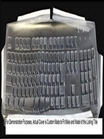 Viziflex Keyboard Cover For Maxell Large Print Keyboard 191045