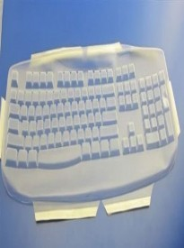 Viziflex Keyboard Cover designed for Keysource Int'l KSI 1700