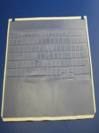 Viziflex Keyboard Cover designed for Lenovo E531 Laptop