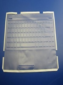 Viziflex Keyboard Cover for Lenovo T540p Euro Version