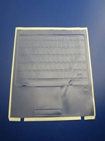 Viziflex Keyboard Cover designed for HP MT40 Laptop