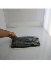 Viziflexs Keyboard cover for Logitech models K360 p/n 820-003977