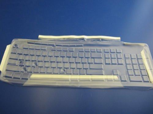 Viziflex's formfitting keyboard cover for Logitech MK200 544G111