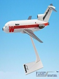 Airlines, Western Pacific Airlines, WestPac,Flights,Travel, Flight Miniatures