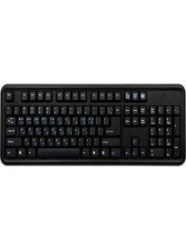 Datacal Korean  English Bilingual USB Wired Black Keyboard