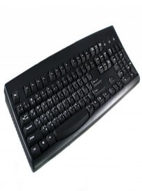 Arabic English Computer Keyboard