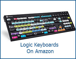 AramediA on Amazon - Logic Keyboards